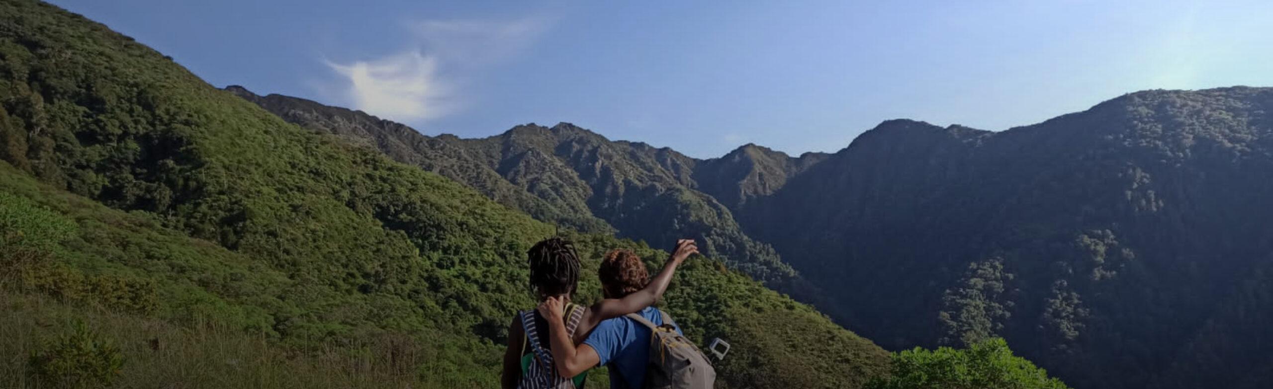 2 days, 1 night Mount Hanang Hike
