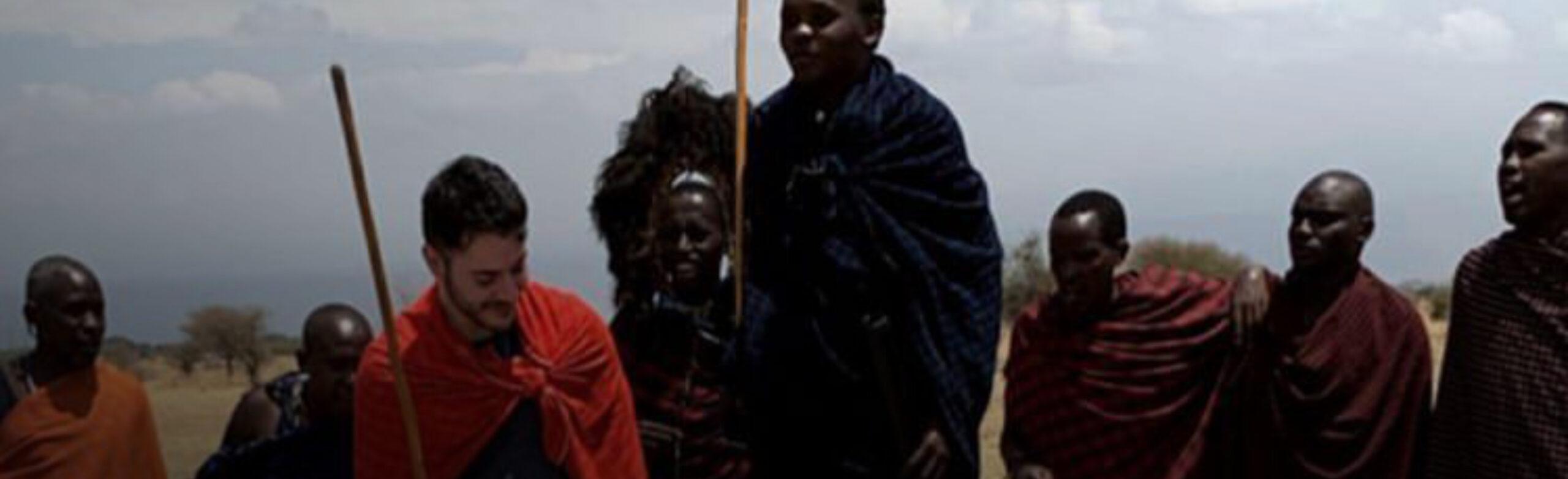 Visiting The Maasai